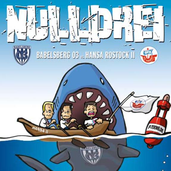 """Stadionheft """"Nulldrei"""""""